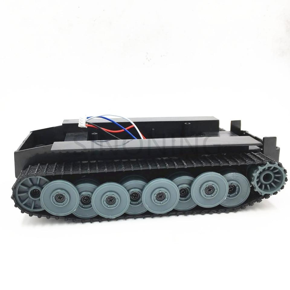 economy 2WD German Tiger tank Robot chassis 1:32 arduino KIT Raspberry Pi DIY