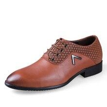 Grande taille NOUS 11 12 13 14 15 des gens sympas partie robe chaussures en cuir homme bureau de luxe d'affaires chaussures Euro 36-50 hommes formelle chaussures