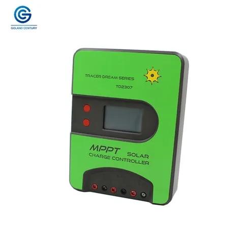 goland seculo barato preco td2307 12v 24v trabalho automatico max 75v mppt 30a controlador de