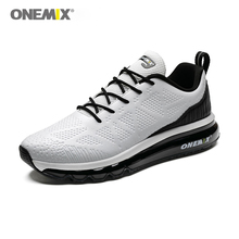 ONEMIX Men Running Shoes Air Cushioning Sneakers Outdoor Jogging Gym Fitness Zapatillas Hombre Deportiva Women