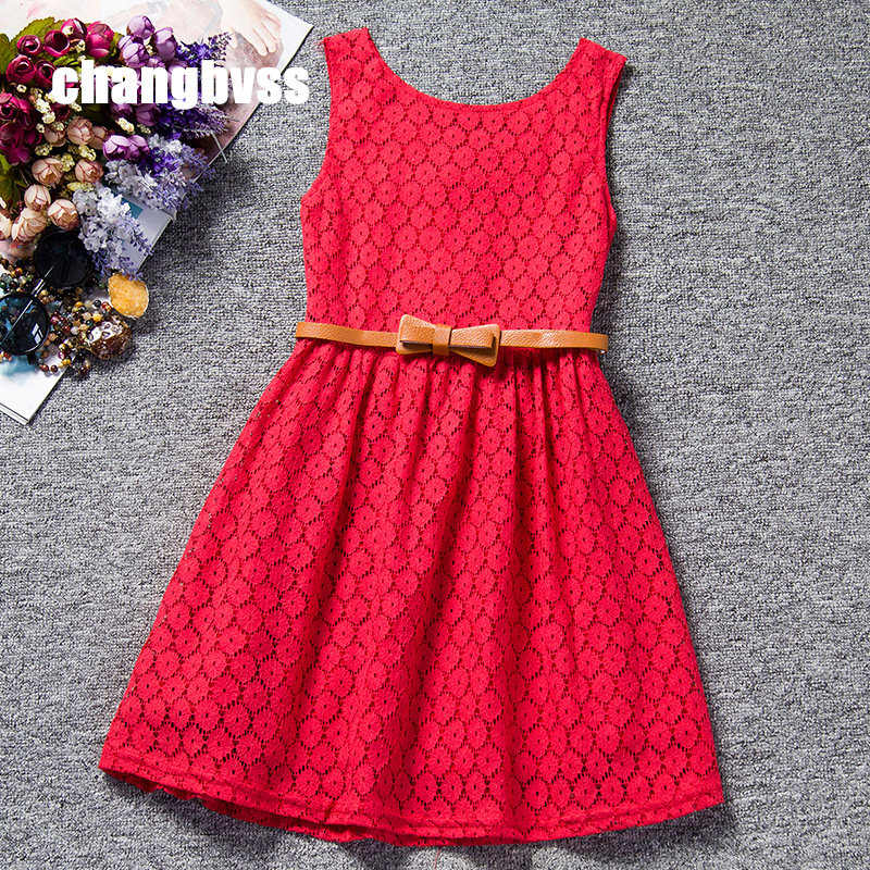 Подробнее о Cheap New Princess Lace Dress Fashion Kids Dresses for Girls Summer Children Party Costumes Lovely baby Clothing Girl Clothes 2016 summer baby girl dresses princess children flower dress baby clothing kids dress brand girls baby clothes costumes