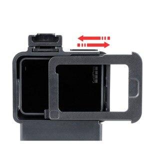 Image 5 - ULANZI V2 V3 移動プロカメラケージ用移動プロ 7 6 5 、アクションカメラ Vlog アクセサリー用とマイクライト