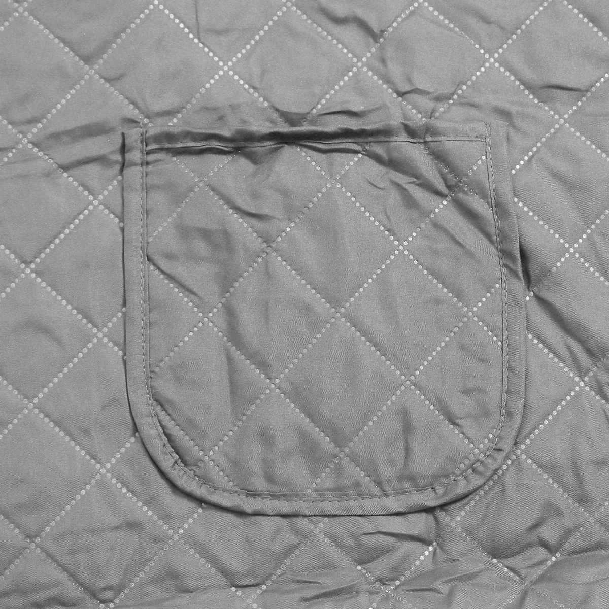غطاء أريكة غطاء أريكة مقاوم للماء مقاوم للارتداء وسادة أريكة للحيوانات الأليفة أريكة الحيوانات الأليفة 1/2/3 مقعد من البطانيات المقاومة للعض مع جيب
