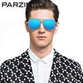 Parzin Polarized Sunglasses Men Sun Glasses Male Oversized Glasses For Driving Shades Oculos De Sol Masculino With Box  8009