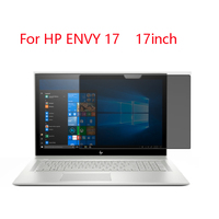 For HP ENVY ENVY 17 17.3inch laptop screen Privacy Screen Protector Privacy Anti Blu ray effective protection of vision
