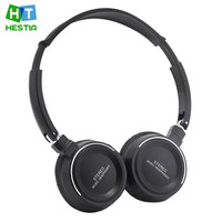 HESTIA Foldable HiFi Stereo Wireless Bluetooth Headset Auriculares Music Headphone With FM Radio With For Xiaomi