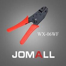 Купить с кэшбэком WX-06WF crimping tool crimping plier 2 multi tool tools hands Ratchet Crimping Plier (European Style)