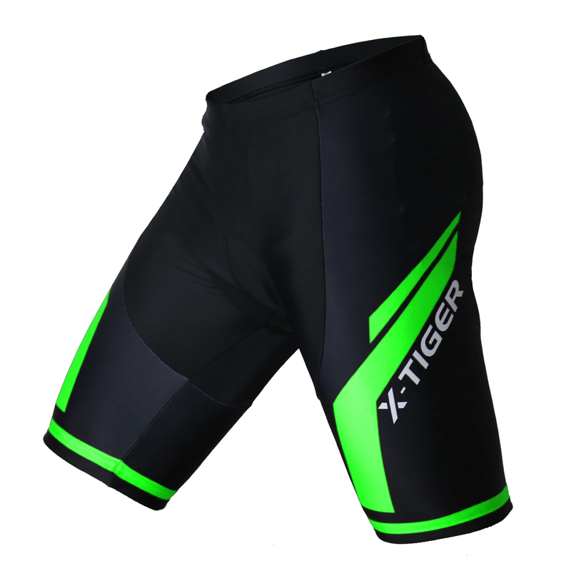 Coolmax 5D Padded, Cycling, Shorts Shockproof, MTB Bicycle Shorts 29