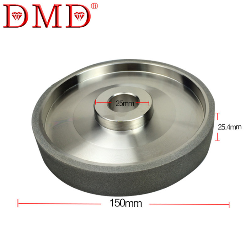 DMD100 Grit Diamond Grinding Wheels CBN Grinding Wheel Diameter 150mm High Speed Steel For Metal stone Grinding Power Tool h3 цена