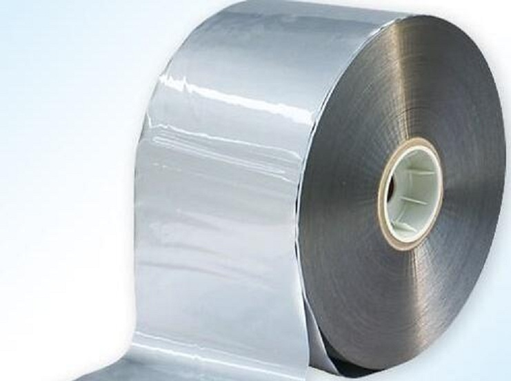 50 kg (2-3 kg/rolo) 12.5 centímetros de largura Colorido Flim Plástico, saco de chá Máquina de Embalagem Saco Poli Bopp Film Terno Para Todo o Tipo de Alimentos