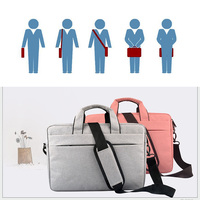 For Macbook Samsung 13 3 14 15 15 6 Waterproof Computer Laptop Notebook Tablet Bag Case