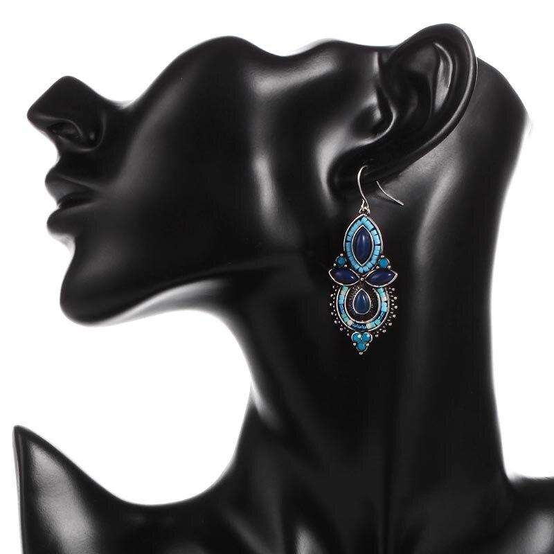 Bohemia Σκουλαρίκια Γυναικών Brincos 2018 - Κοσμήματα μόδας - Φωτογραφία 6