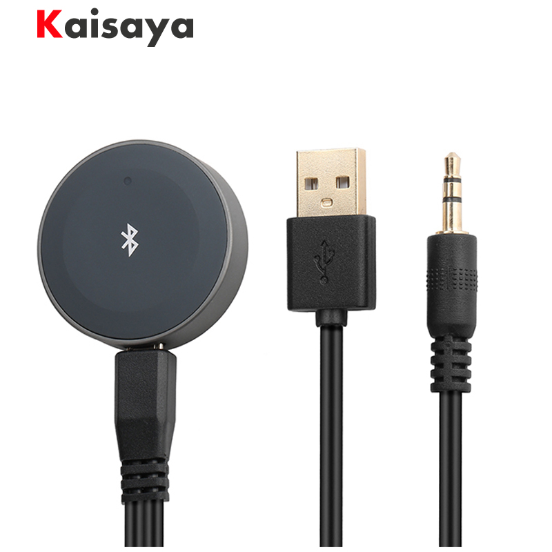 Vivavoce CSRA64215 4.2 Bluetooth Car MP3 3.5mm AUX HIFI Audio Music Receiver USB Charger Supporto Aptx Aac Aptx-ll