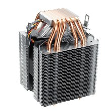 6 Buizen Computer Cpu Koeler Fan Heatsink Voor Lag1156/1155/1150/775 Intel Amd(China)