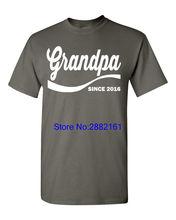 Grandpa Since 2016 Fathers Day Gift