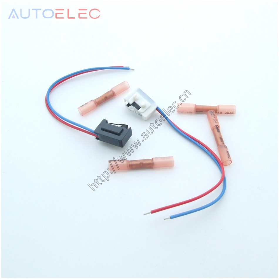medium resolution of 3bd998785 3bd998786 right left wiring harness with plastic pipe connector micro switch for vw passatbora polo golf mk4 audi
