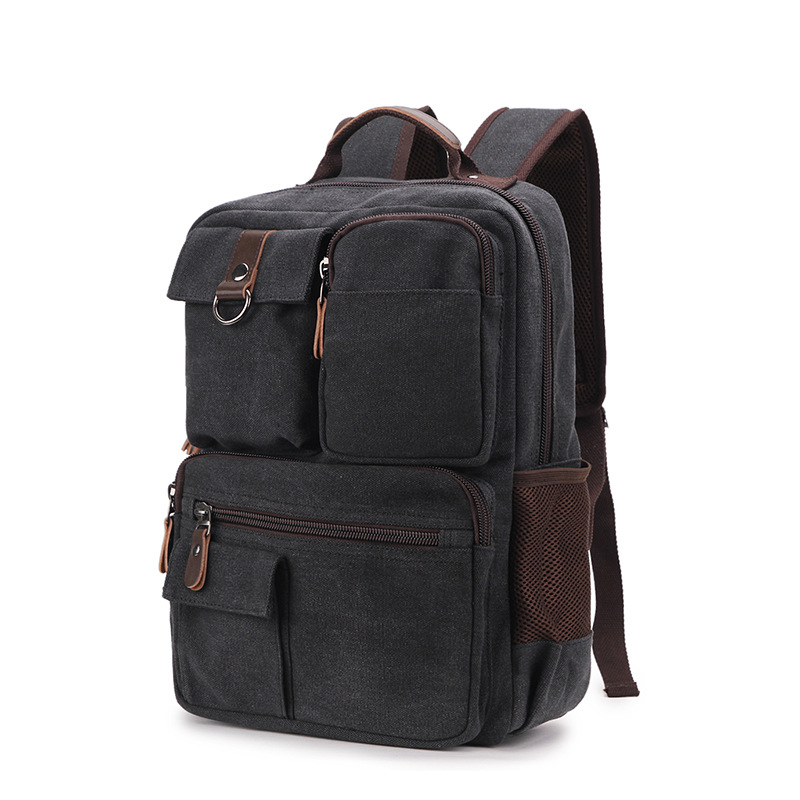 Large Capacity Backpack Laptop Luggage Travel School Bags Unisex Men Women Canvas Backpacks High Quality Casual Rucksack Purse large capacity backpack laptop luggage travel school bags unisex men women canvas backpacks high quality casual rucksack purse