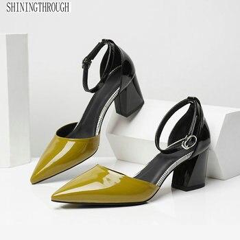 8bde8a2a5389 Lapolaka marca de calidad superior de gran tamaño 34-41 verano sandalias de  señora zapatos de ...