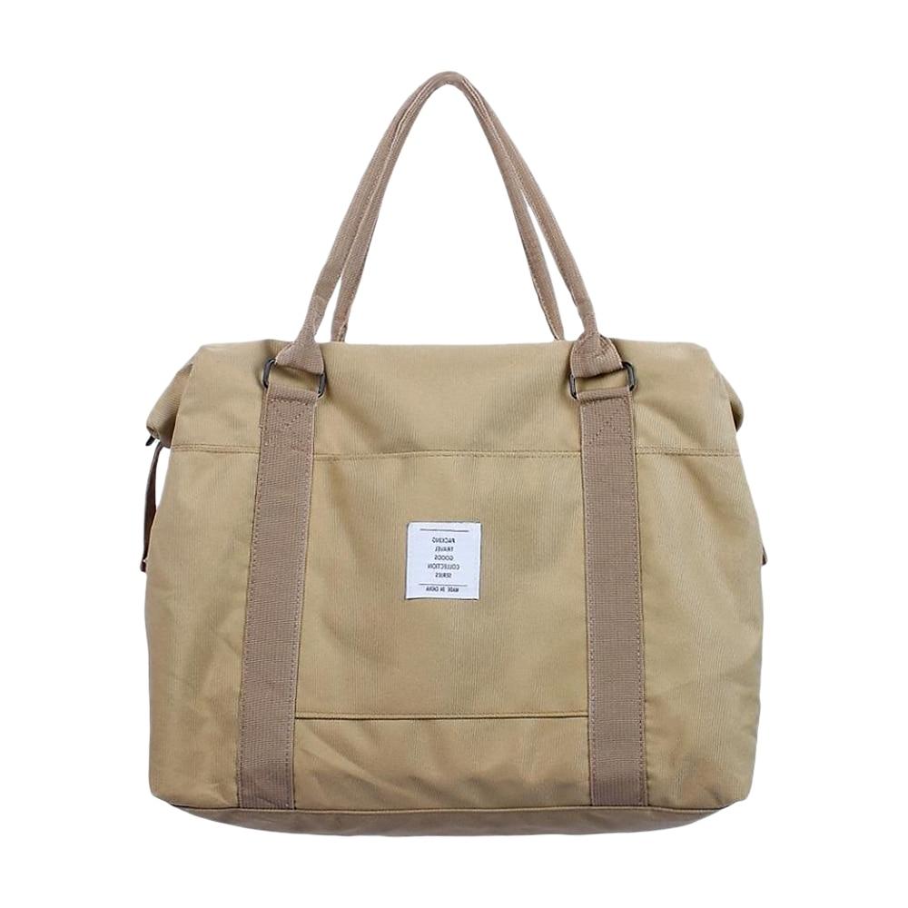Backpack Duffel-Bag Gym-Bag Sport Rucksack Outdoor-Shoes Travel Waterproof Women 50L