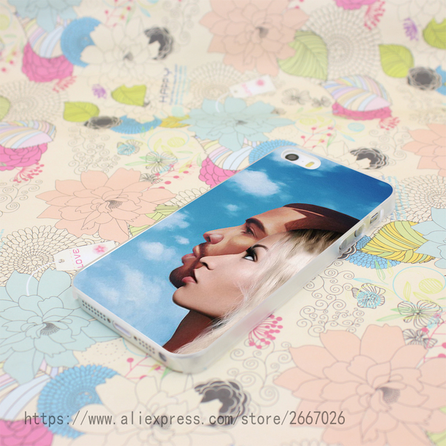 Nicki Minaj Hard Transparent Cover Case for iPhone 7 7 Plus 6 6S Plus 5 5S SE 5C 4 4S