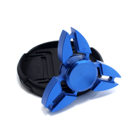 Hot Selling EDC Toys Triangular Hand Spinner High Quality Metal Hand Spinner ADHD Profession Tri Spinner Cool Fidget Spinner