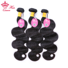 "Peruvian Body Wave Bundles Deal 3pcs / lot 100% Remy Human Hair Weave 8 ""- 28"" Hårforlængelser Natural Color Queen Hair Products"