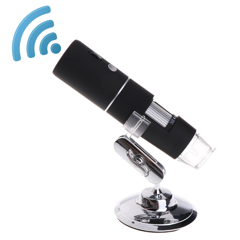 New Hot 1080P WIFI Digital 1000x Microscope Magnifier Camera for Android ios iPhone iPad цена