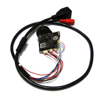 IPC 960P 1280x960 1 3 CMOS AR0130 PCB Board Hi3518 CCTV Board IP Camera Module 8mm