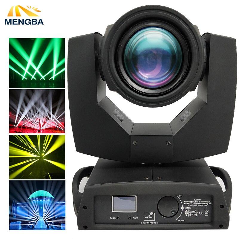 Луч MengBa 230 Вт 7R, движущаяся головная лампа 230 Вт, луч 7R для дискотек, клубов, вечеринок, диджеев, свет для свадьбы 7r 230 Вт