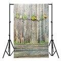 Retro 3x5ft Vinyl Backdrop Photography Wooden Wall Floor Background Studio Props Color Fidelity Waterproof