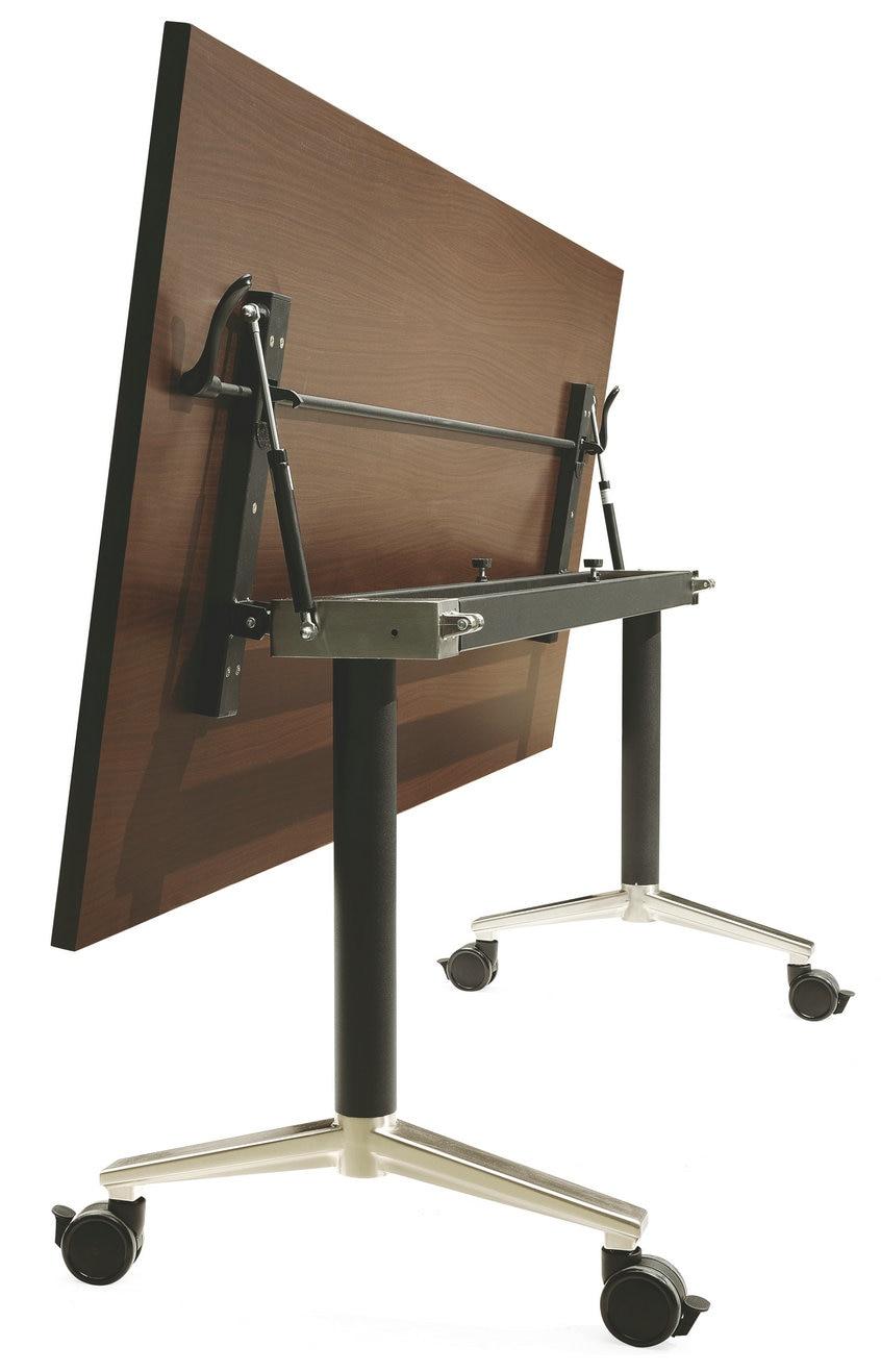 foldable office table desk long conference folding tables. Black Bedroom Furniture Sets. Home Design Ideas