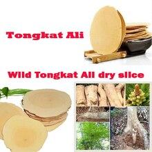 Wysokiej jakości dzikie naturalne korzenia tongkat ali suchy plasterek malezji dzikie Tongkat Ali