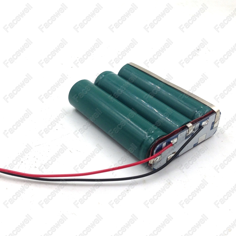 2pcs 111v 18650 2600mah 12v Li Ion Power 126v Battery Pack 3s 108v 20a Lithium Protection Circuit Board Speaker Audio Electric Toys Emergency Lights In Replacement Batteries