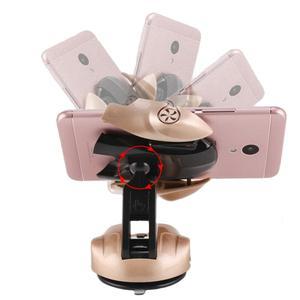 Image 5 - Absスポーツカーモデルの自動車車のダッシュボードの装飾装飾品ユニバーサルナビゲーション360度回転電話ホルダーアクセサリー