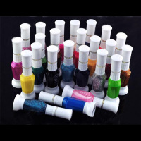 12Colors/24 Color /36Colors/48 Colors/60 Colors/ 72 colors DIY Polish Nail Art Pen Brush nail polish professional