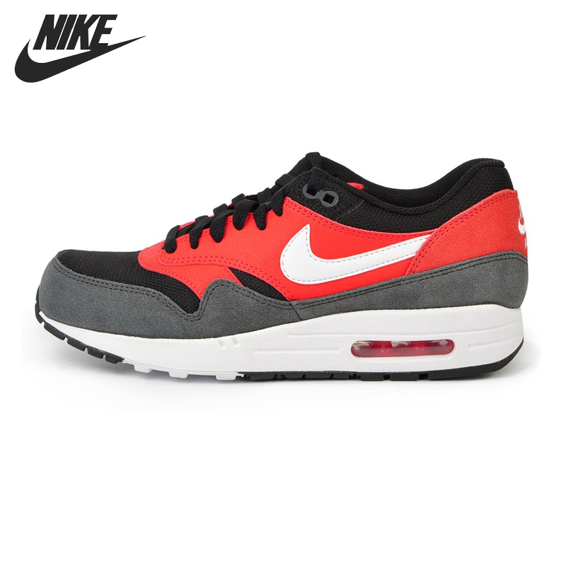 83c3aca4f526 Original NIKE AIR MAX 1 ESSENTIAL Men s Running Shoes Sneakers-in Running  Shoes from Sports   Entertainment on Aliexpress.com