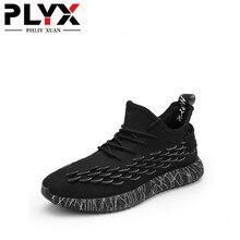PHLIY XUAN Men Sneakers Summer Boosts Zapatillas Deportivas Hombre Breathable Casual Shoes Sapato Masculino Krasovki