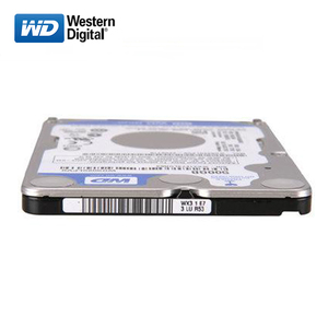 "Image 5 - WD Brand 500Gb 2.5"" HDD SATA Internal Hard Drive 500G HD Hard Drive 3 6GB/s 5400 7200RPM Blue hard disk for Laptop Free shipping"