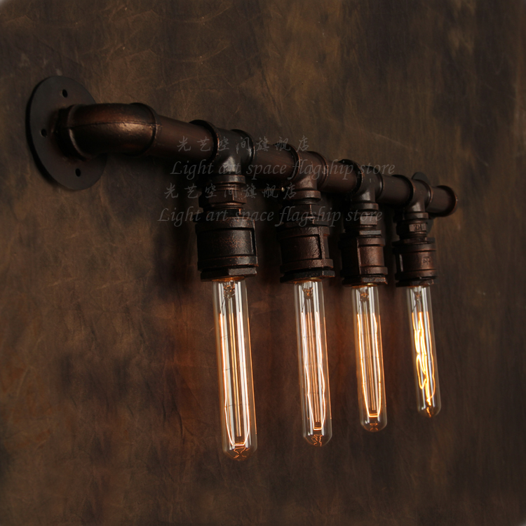 compare prices on steampunk wall sconce online shopping buy low price steampunk wall sconce at. Black Bedroom Furniture Sets. Home Design Ideas