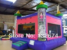 Giant inflatable bouncer jumping castle for sale