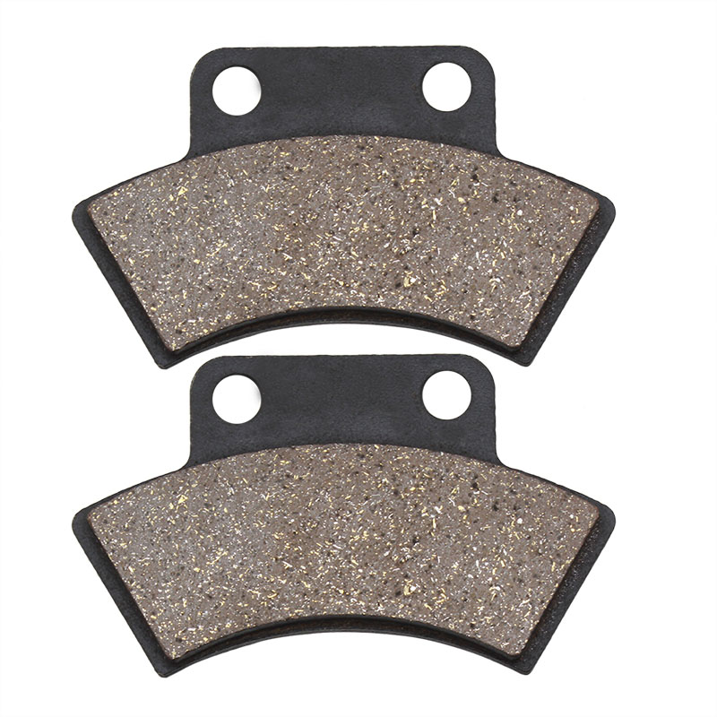 Front Rear Brake Pads For Polaris Trail Blazer 250 1993 1994 1995 1996 1997 1998