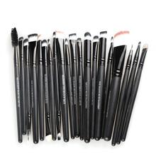 Fashion 20pcs Makeup Brushes Set Powder Foundation Eyeshadow Eyeliner Lip Brush Tool