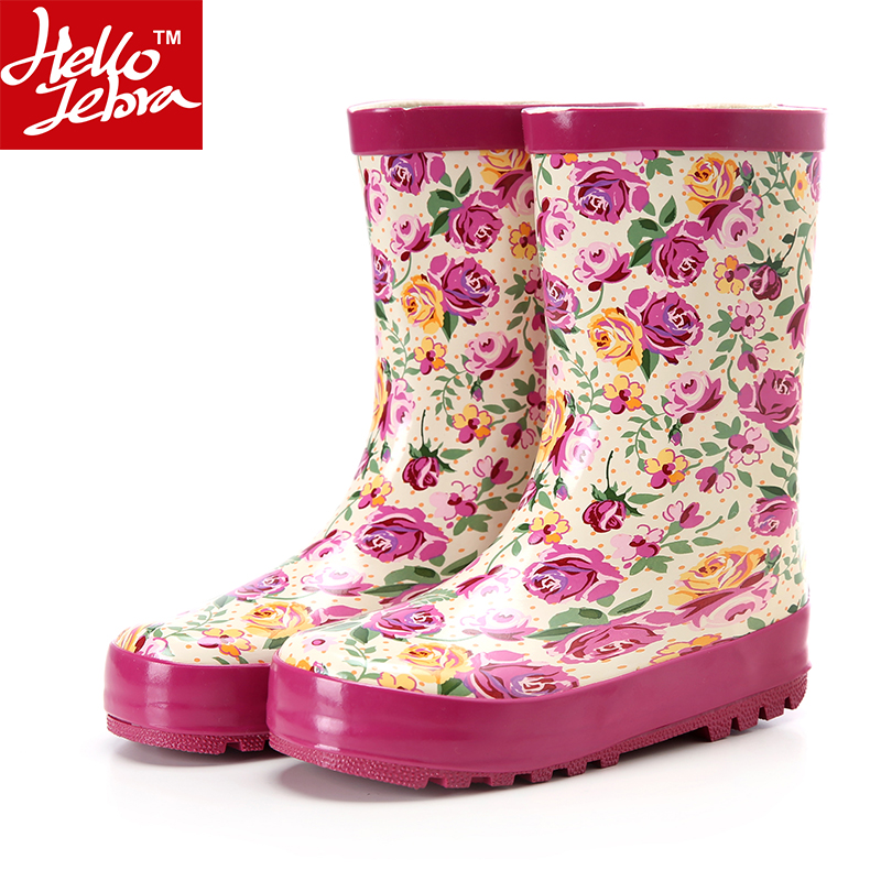 Popular Hot Pink Rain Boots-Buy Cheap Hot Pink Rain Boots lots