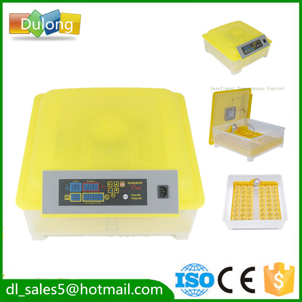 Chicken duck Automatic Incubator Poultry Eggs Poultry Incubation Equipment hatching chicken duck egg incubator 48 eggs incubator automatic incubator poultry incubation equipment