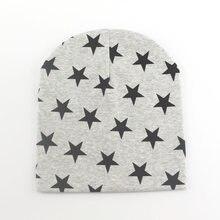 Вязания осени зимы вязаный шапочка звезда крючком hat cap малышей девочка