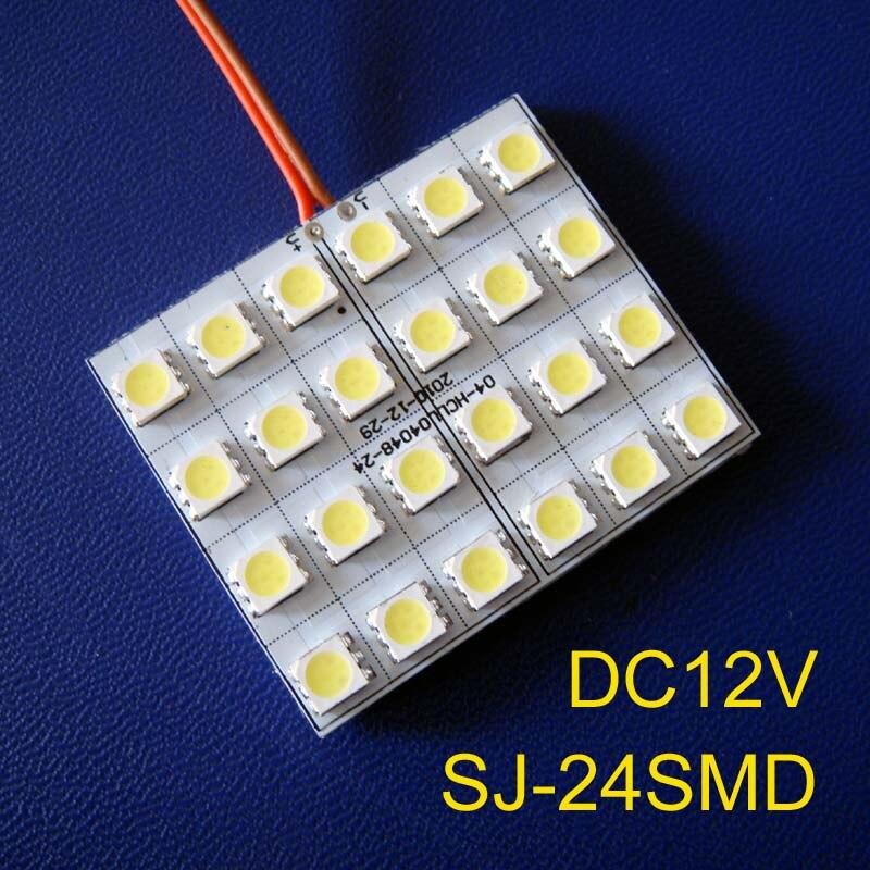ᗕwysoka Jakość 12 V Panelu Lampy Led Baz15d Bay15d Ba15s