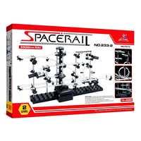 Spacerail (#233-2) débutant niveau espace Rail bricolage jouets enfants jouent intérieur montagnes russes présent pour garçons modélisme