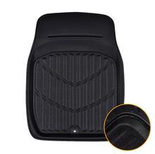 Car-pass цельнокроеное платье универсальный автомобильный коврик черный/красный Автомобильный аксессуары для интерьера спереди ковер тяжелых коврик
