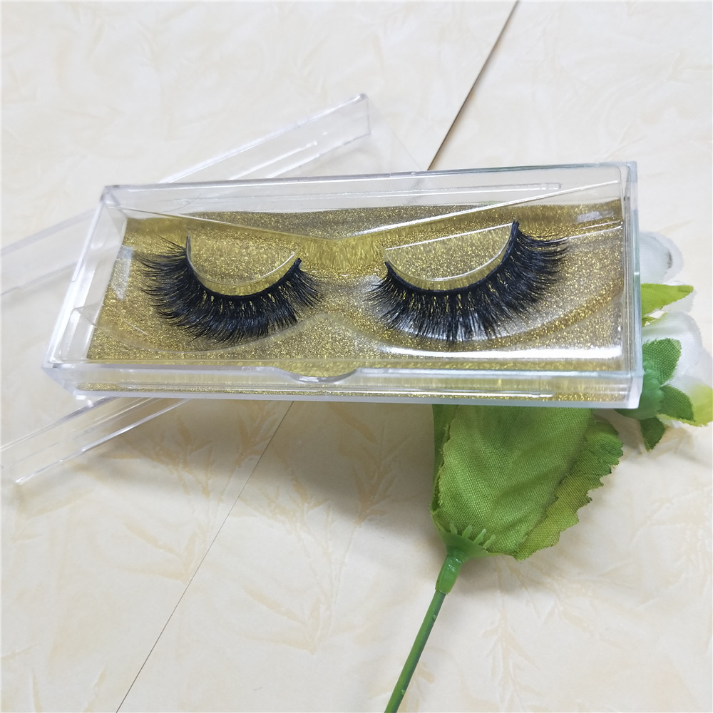 10 pairs thick false eyelashes black long 3d mink eyelashes eyelash extension professional mink lashes makeup eye lashes