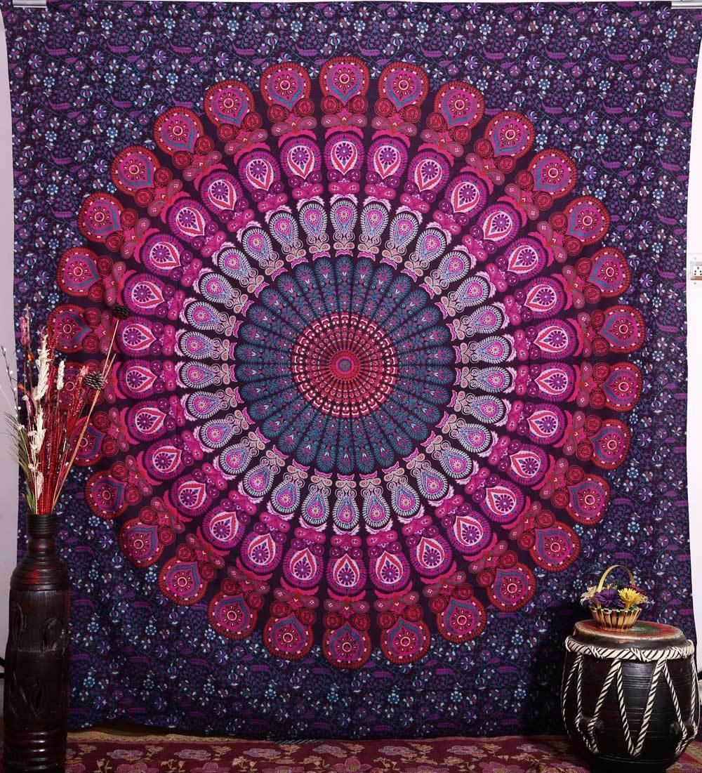 compare prices on tapestry wall online shopping buy low price cilected 7types india mandala tapestry wall hanging home decor gobelin boho hippie tapestry fabric curtains gaint